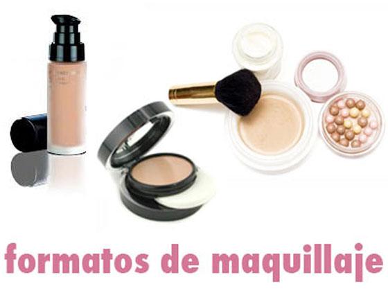 FORMATOS DE MAQUILLAJE