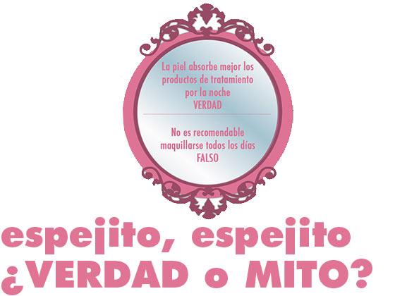 ESPEJITO, ESPEJITO: ¿VERDAD, O MITO? #1