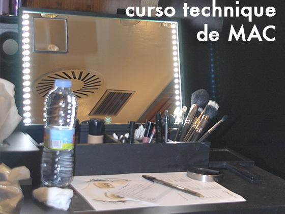 CURSO TECHNIQUE DE MAC