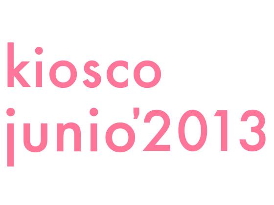 KIOSCO JUNIO 2013