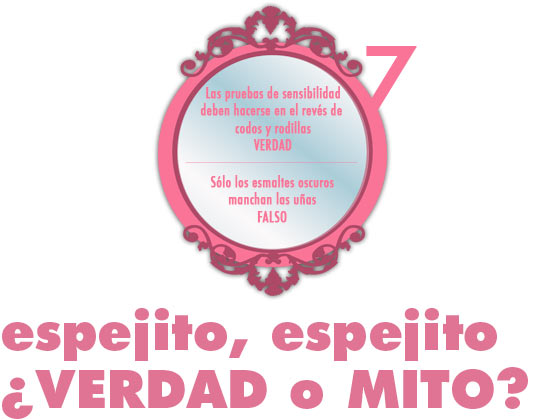 ESPEJITO, ESPEJITO, ¿VERDAD O MITO? #7