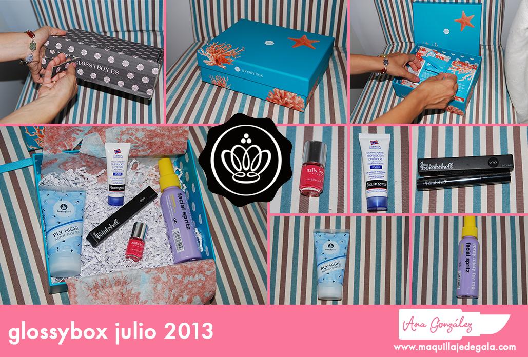 glossybox julio