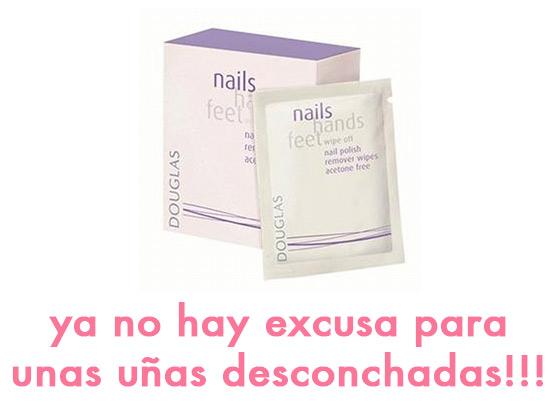 YA NO HAY EXCUSA PARA UNAS UÑAS DESCONCHADAS!!!