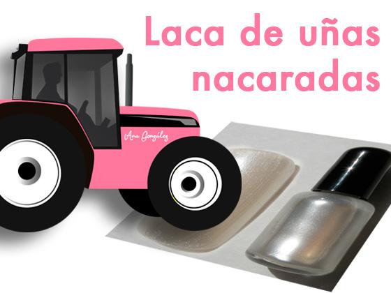 NO ME CONVENCIÓ #5: LACA DE UÑAS NACARADA