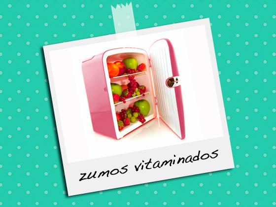 PARA PRESUMIR SIN SUFRIR #4: ZUMOS VITAMINADOS