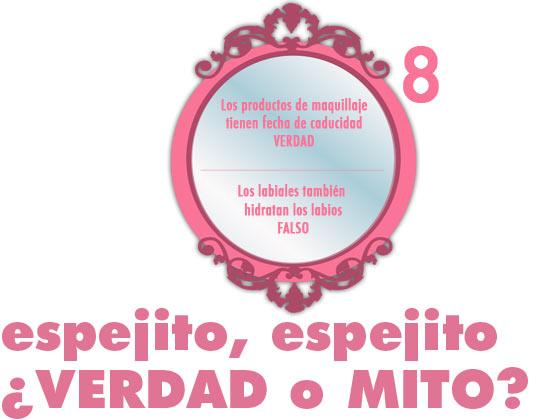 ESPEJITO ESPEJITO, ¿VERDAD O MITO? #8