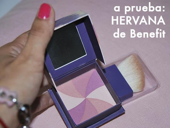 A PRUEBA: BLUSH HERVANA DE BENEFIT