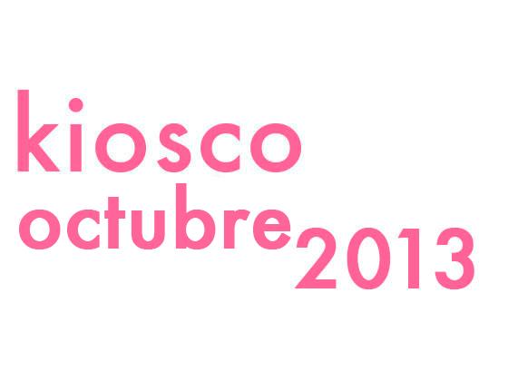 KIOSCO OCTUBRE 2013