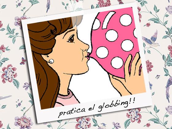 PARA PRESUMIR SIN SUFRIR #5: PRACTICA EL GLOBBING!!