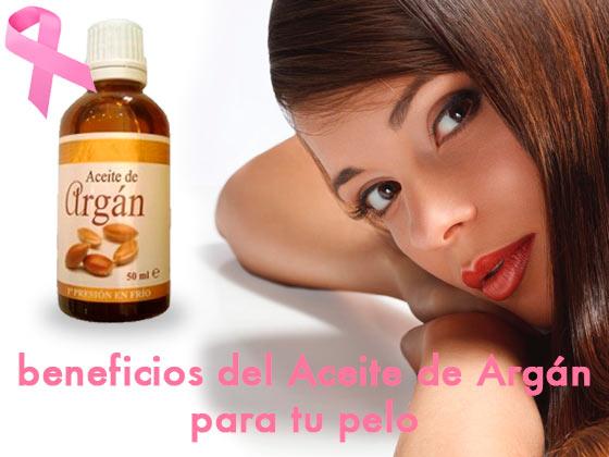 Los beneficios del Aceite de Argán para tu Pelo