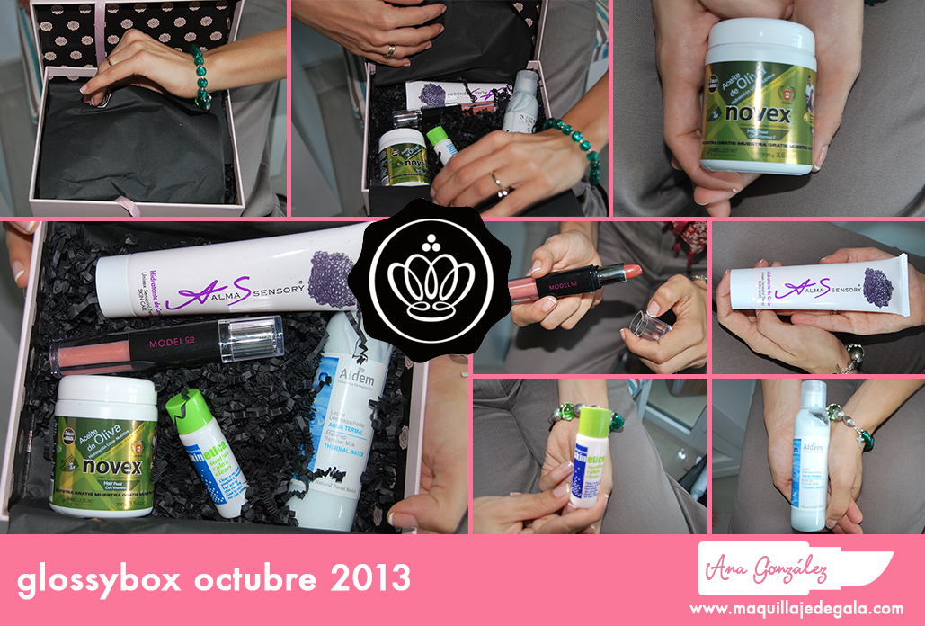 glossybox octubre 2013