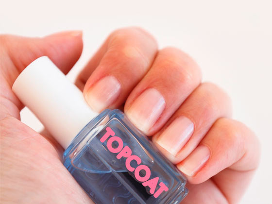Mima tus manos #2: Top Coat