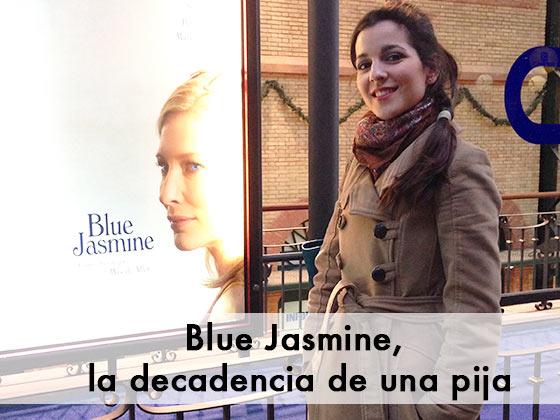 Blue Jasmine, la decadencia de una pija