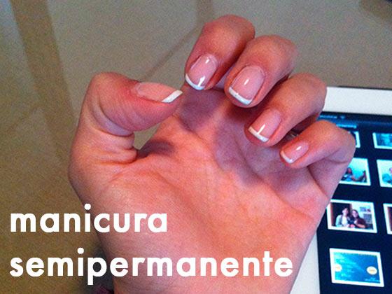Manicura Semipermanente