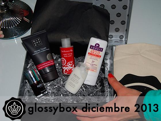 glossybox_diciembre_2013