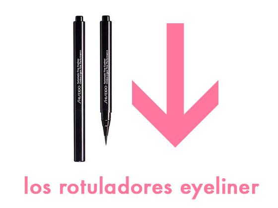 Los rotuladores eyeliner