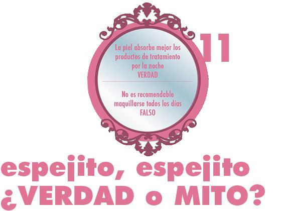 Espejito, espejito ¿verdad o mito? #11