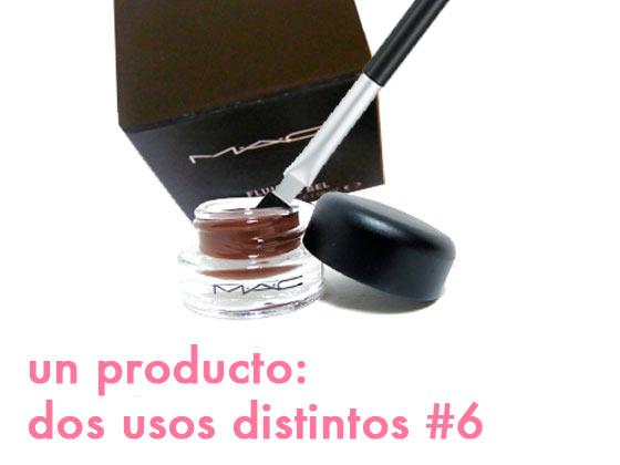 Un producto: dos usos distintos #6: Gel Liner