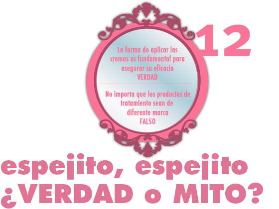 Espejito, espejito, ¿Verdad o Mito? #12