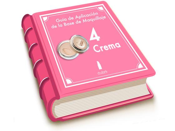 Guía de aplicación de maquillaje #4: Crema