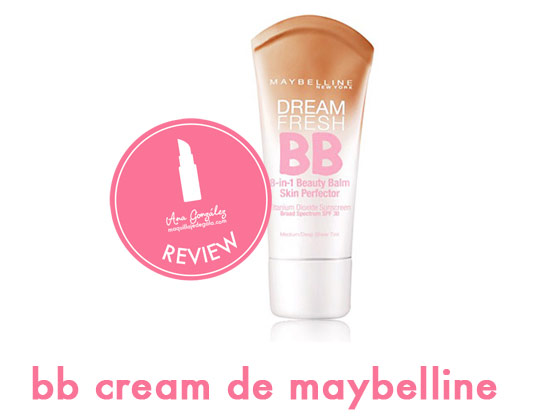 BB Cream de Maybelline