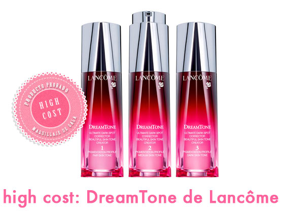 High Cost: DreamTone de Lancome