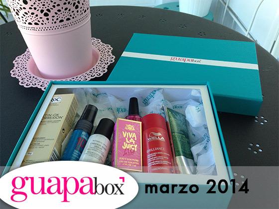 Guapabox Marzo 2014