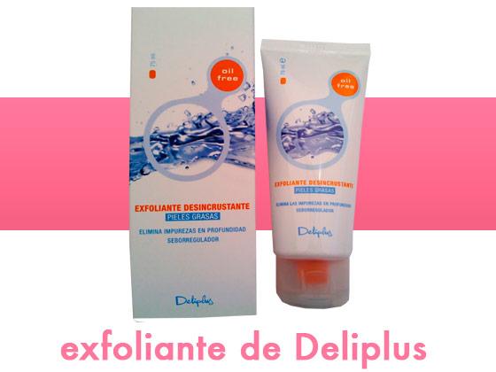 Exfoliante de Deliplus