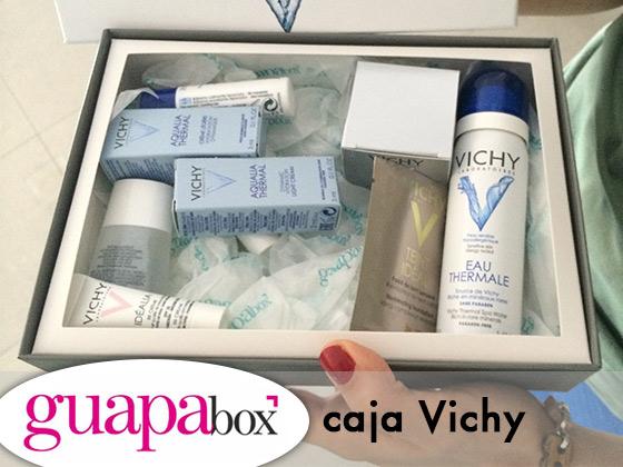 Cajita especial Vichy de Guapabox