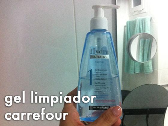 Gel Limpiador Carrefour
