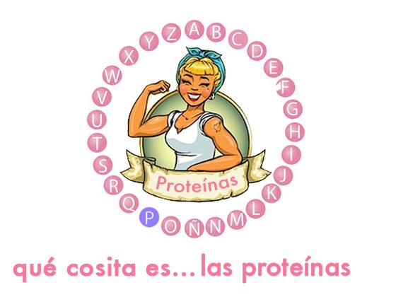 Qué cosita es con la letra P: Las proteínas