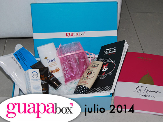 Guapabox Julio 2014