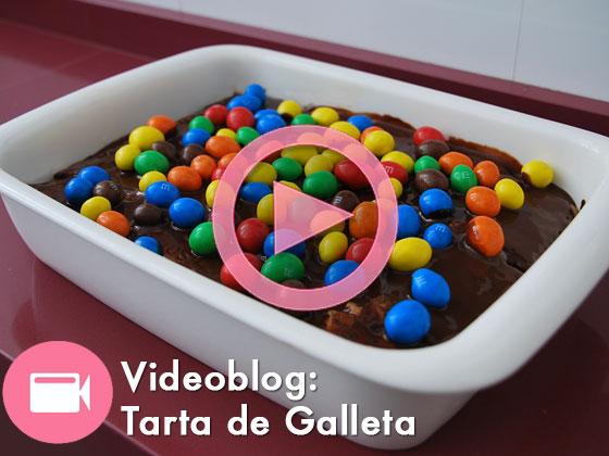 Videoblog #5: Tarta de Galletas