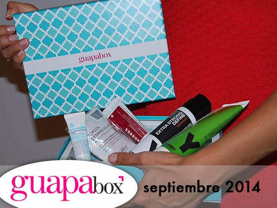 Guapabox Septiembre 2014
