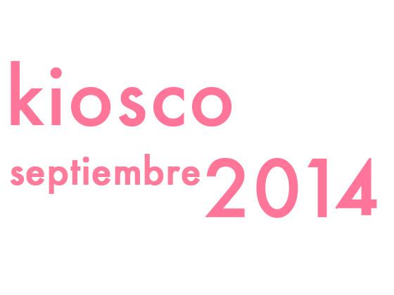 Kiosco Septiembre 2014