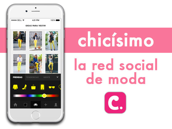 Chicisimo, la Red Social de Moda