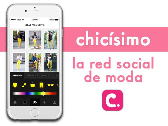 Chicisimo, la Red Social de Moda