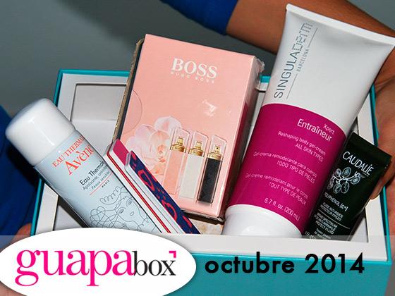 Guapabox Octubre 2014