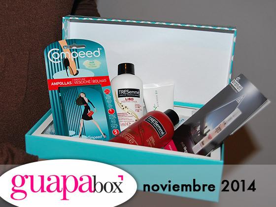 Guapabox Noviembre 2014