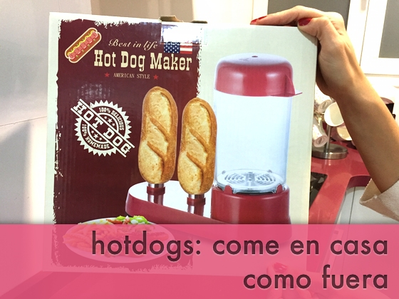 Hotdogs: come en casa como fuera