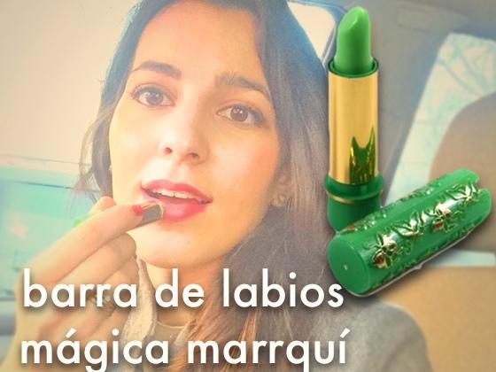 Barra de labios Mágica Marroquí