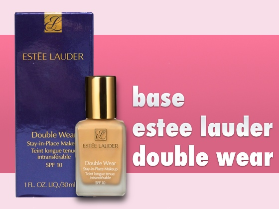 Base de Maquillaje Estee Lauder Double Wear