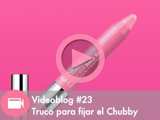 Videoblog #23: Truco para fijar el Chubby