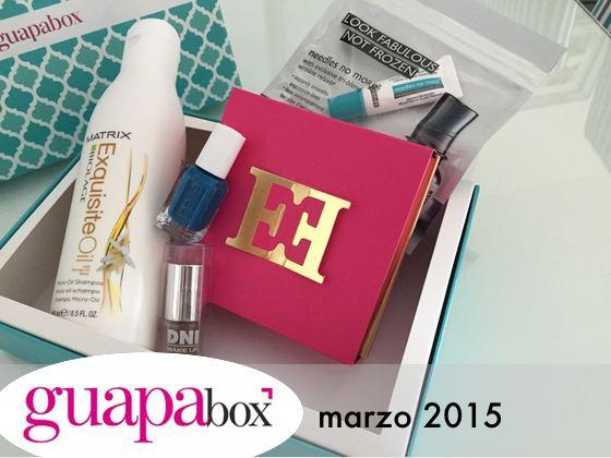 Guapabox Marzo 2015