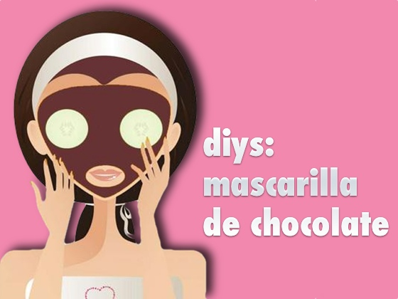 DIYS: Mascarilla de Chocolate