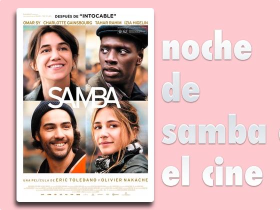 Noche de Samba en el cine