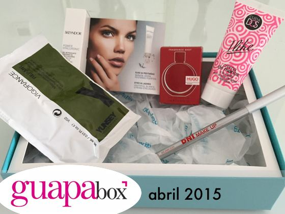 Guapabox Abril 2015