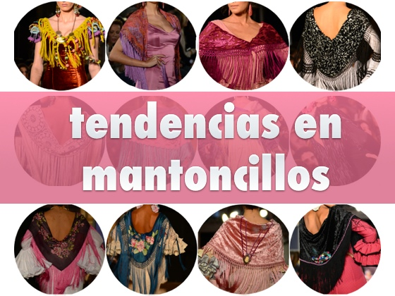 Tendencias en mantoncillos