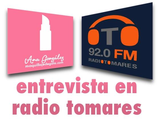 Entrevista en Radio Tomares