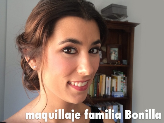 Maquillaje de la familia Bonilla